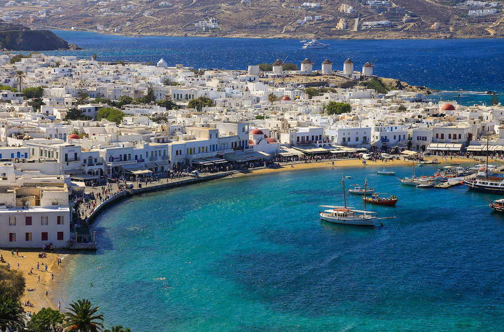Mykonos: the hottest spots for summer 2018