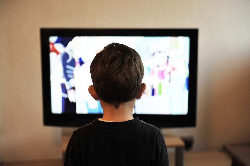 child-television-tv