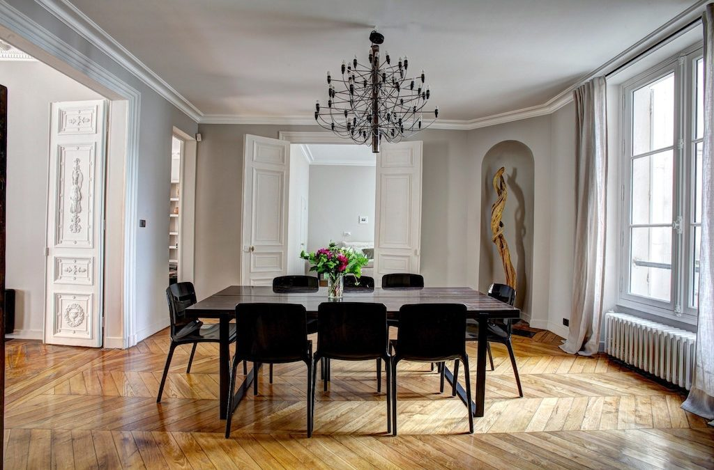 5 Stylish Ways to Furnish the Dining Room in Your New Home