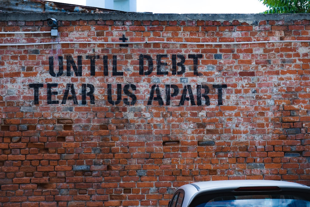Tips for those in debt
