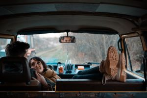 Campervan Couple