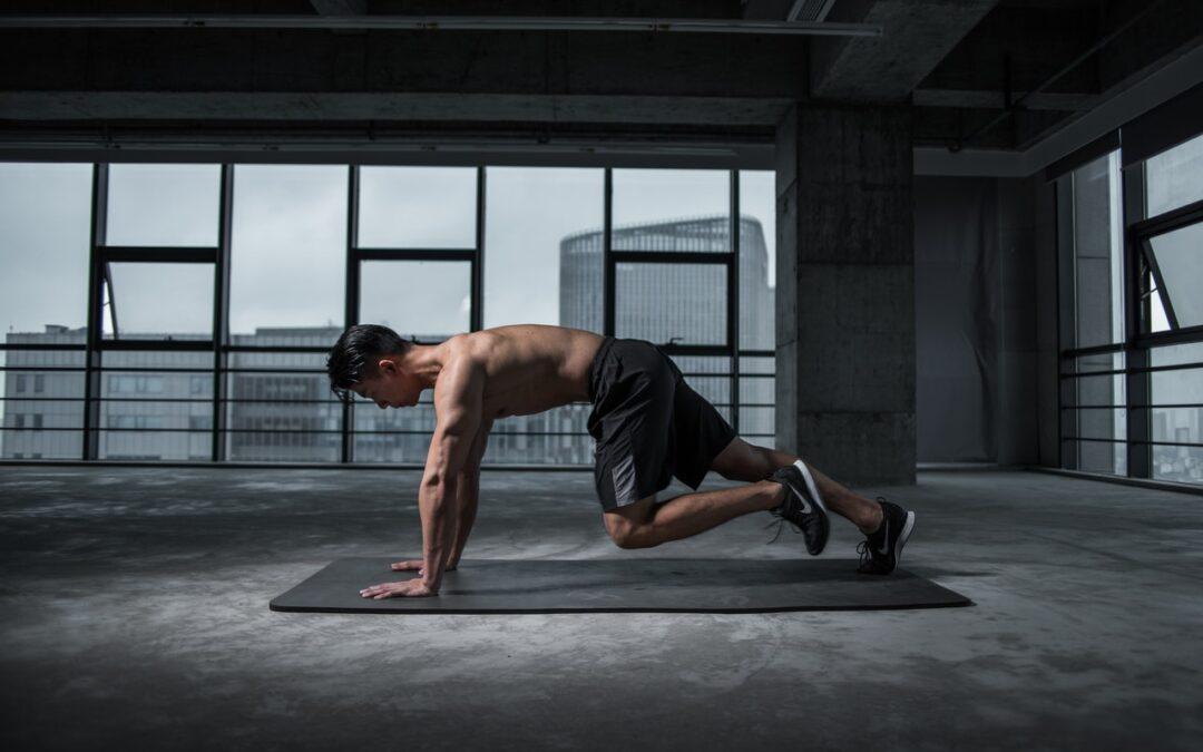 Rick Andreli Montreal – Simple Tabata Workout Options