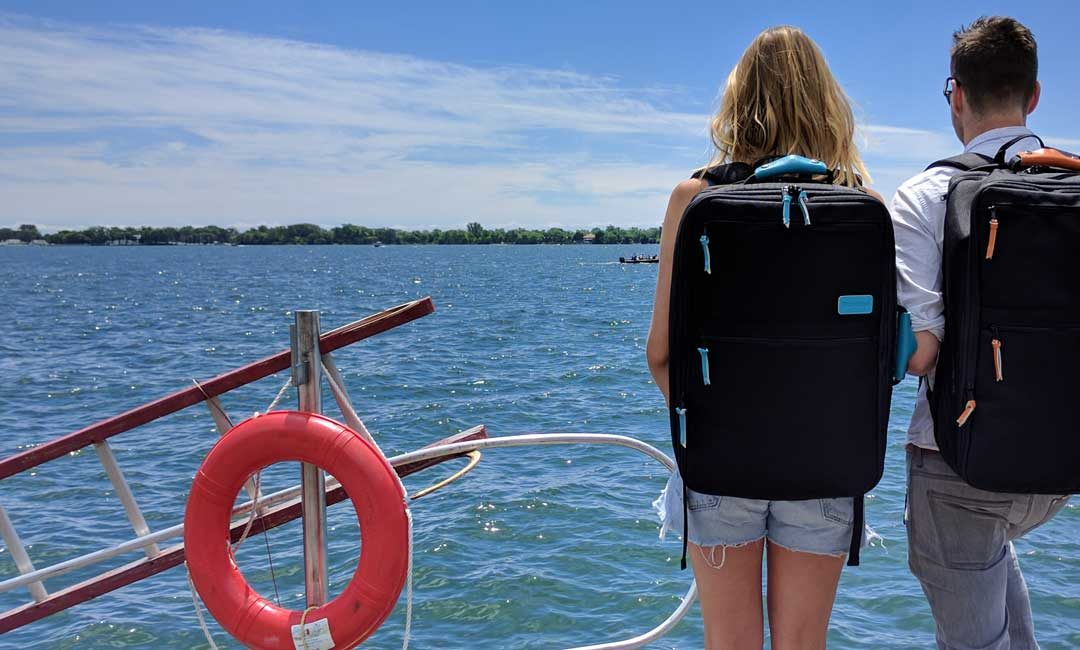 Standard's Travel Backpack Review – A Multipurpose Bag Travelers Can't Live Without