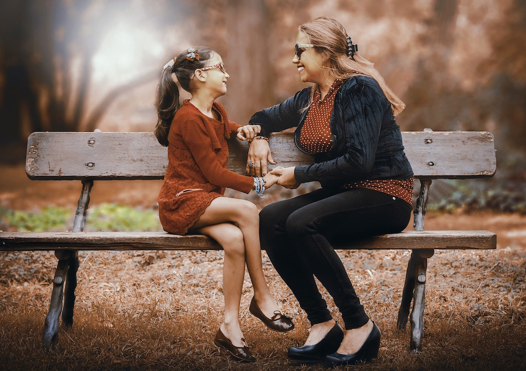 mother-and-daughter