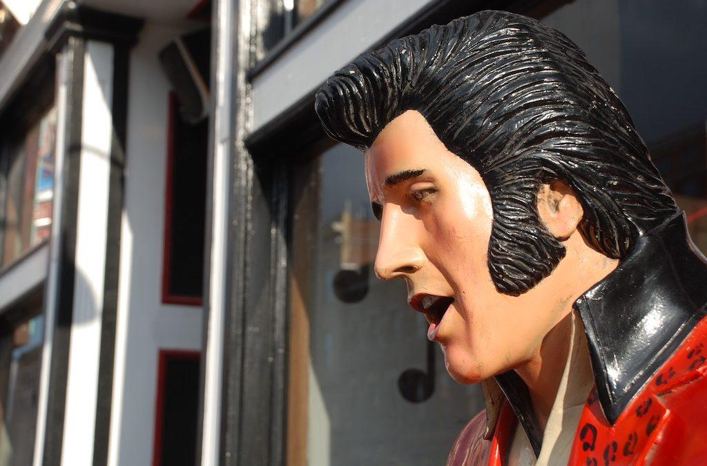 Elvis Presley – The Great