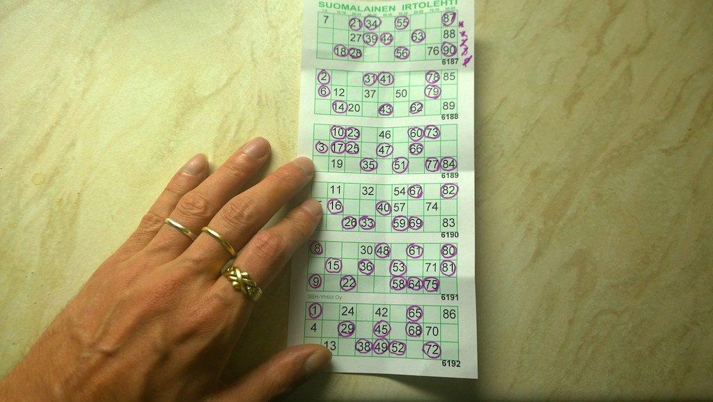 Why Old People Love Bingo?