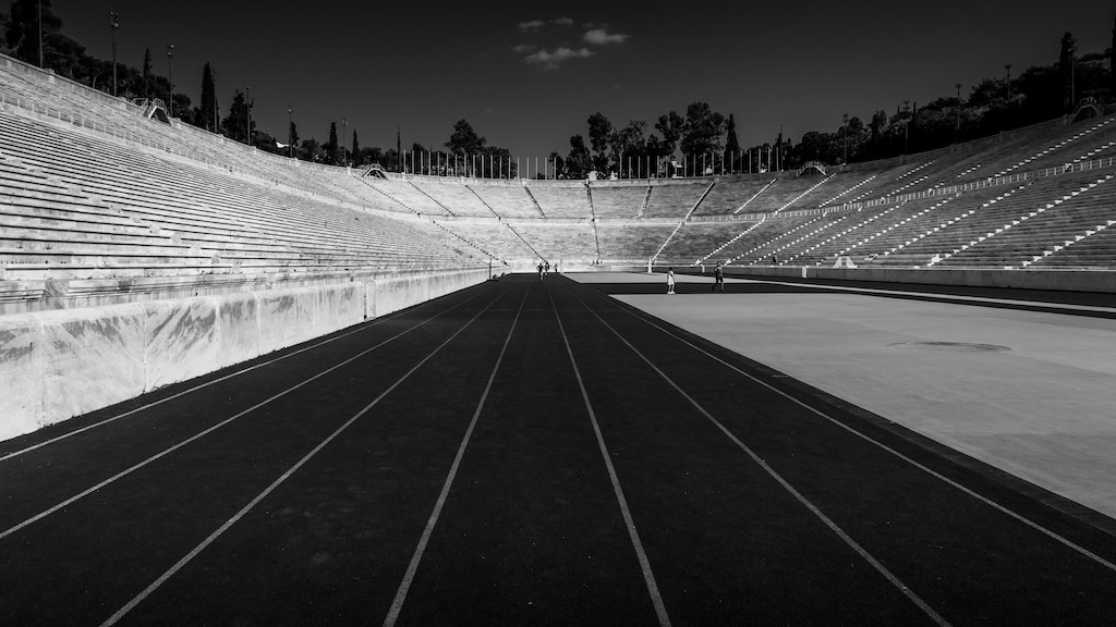 The Ancient Olympic Sport Games