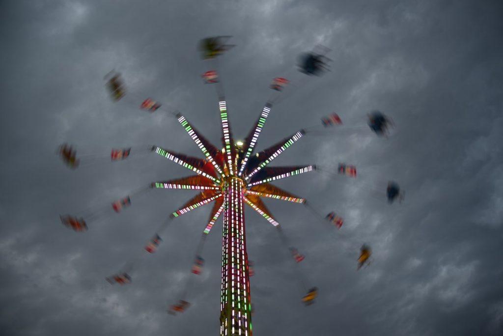 Amusement attraction