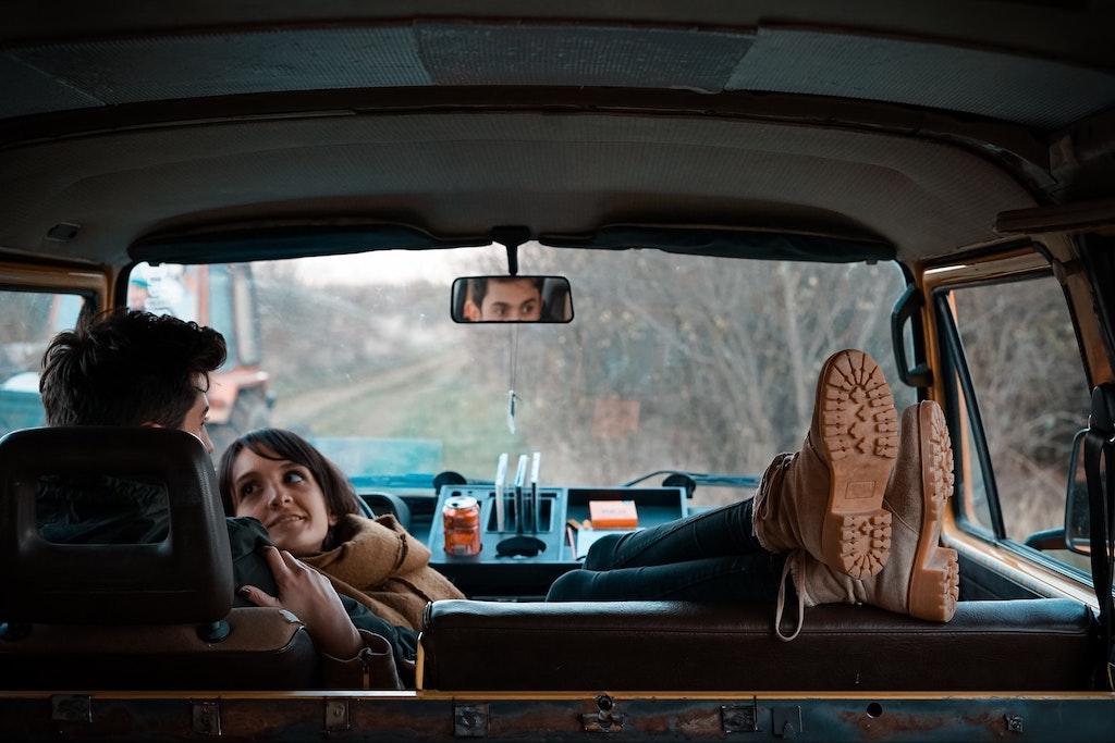 Campervan Couple